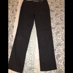 Ladies Eddie Bauer trousers